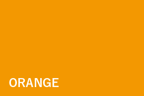 オレンジ色が持つイメージと効果