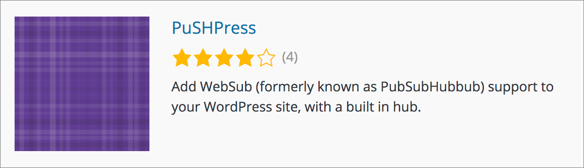 ワードプレスブログのプラグイン初心者向け【おすすめ11選】PuSHPress