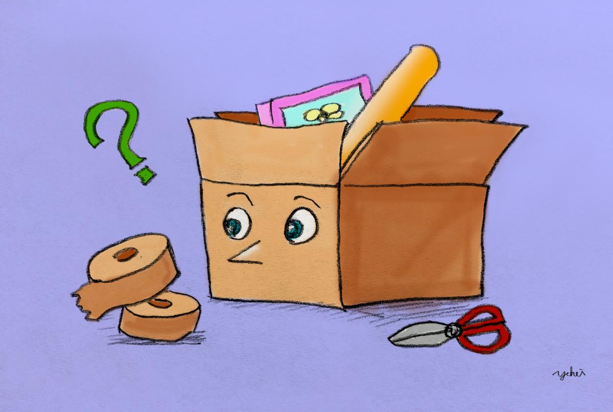 3. ヤフオク!の出品で落札されたら、梱包ってどうするの?【初心者向】